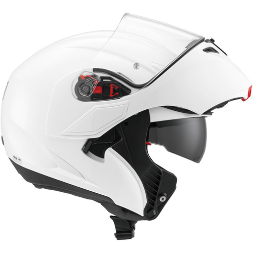 HELMET FLIP UP AGV COMPACT ST WHITE