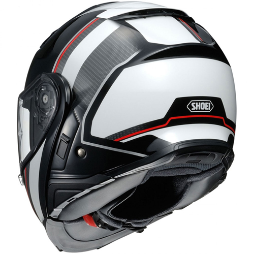 HELMET FLIP UP SHOEI NEOTEC II EXCURSION TC-6 BLACK/WHITE