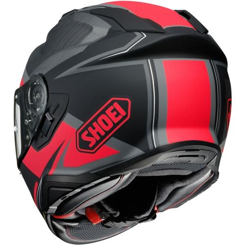 HELMET FULL FACE SHOEI GT-AIR II AFFAIR TC-1 BLACK/RED