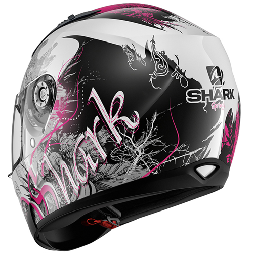 HELMET FULL FACE SHARK RIDILL SPRING