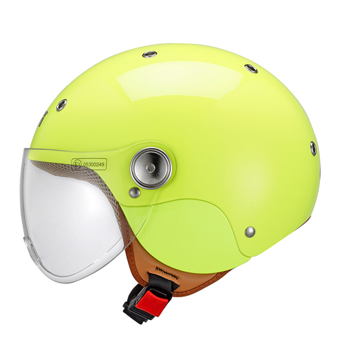 HELMET JET GIVI HJ03 JUNIOR 3 FLUO-YELLOW