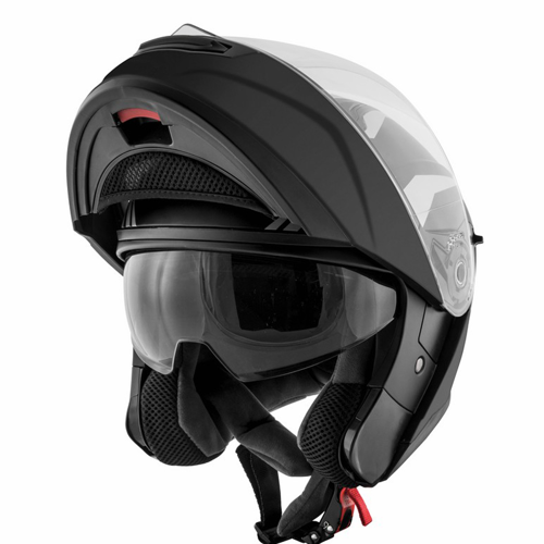 HELMET FLIP UP KAPPA KV31 BLACK MATT
