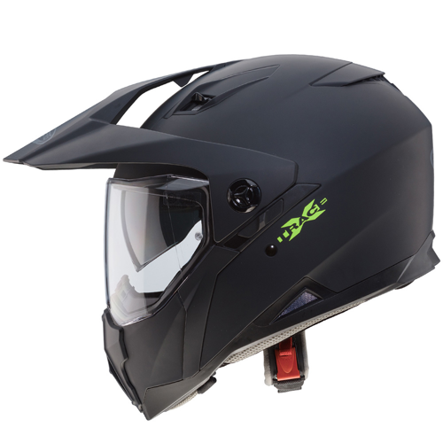 HELMET ON-OFF CABERG XTRACE BLACK MATT