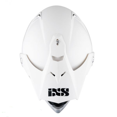 HELMET ON-OFF IXS HX207 WHITE