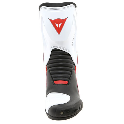 BOOTS STREET DAINESE NEXUS BOOTS BLACK/WHITE/LAVA-RED