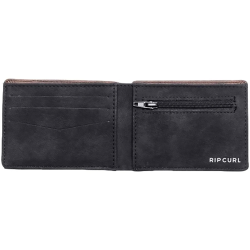 WALLET RIPCURL ARCH RFID PU ALL DAY BROWN