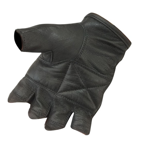 GLOVES LEATHER WP NORDCODE CITY II NEW BLACK