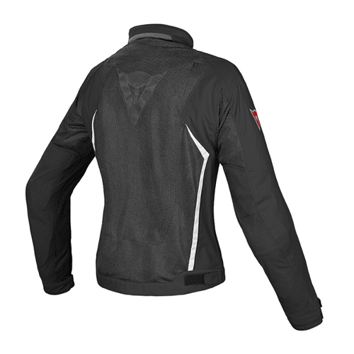 JACKET SUMMER WP DAINESE G. HYDRA FLUX D-DRY LADY BLACK/BLACK/WHITE