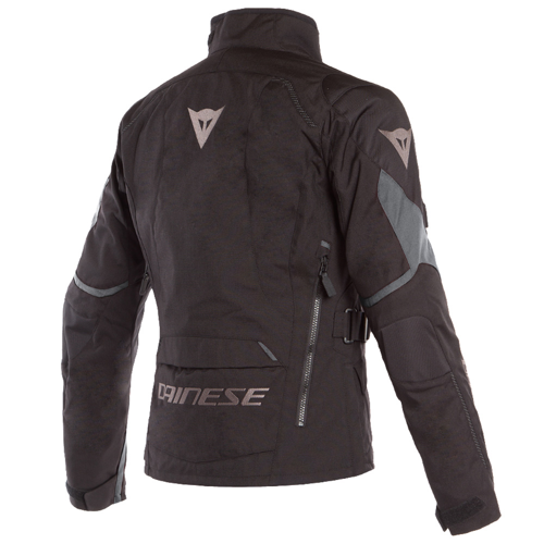 JACKET WINTER WP DAINESE TEMPEST 2 D-DRY LADY BLACK/BLACK/EBONY
