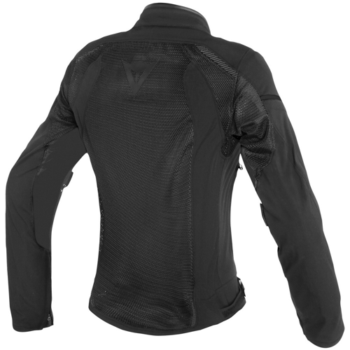 DAINESE AIR FRAME D1 LADY TEX BLACK/BLACK/BLACK