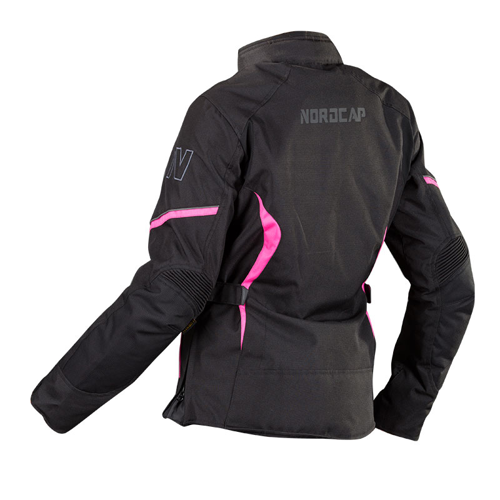 JACKET WINTER WP NORDCODE GLORY II BLACK/FUCHSIA