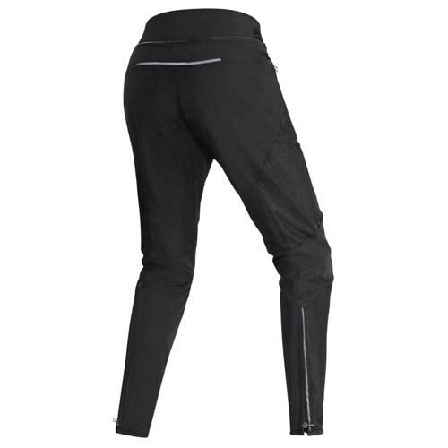 PANTS SUMMER DAINESE DRAKE SUPER AIR LADY TEX BLACK/BLACK
