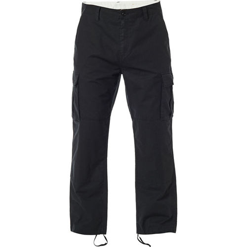 TROUSERS FOX RACING RECON BLACK