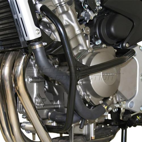 ENGINE GUARD SW-MOTECH HORNET CB 600 F (98-06) | CB 600 S (99-06) BLACK