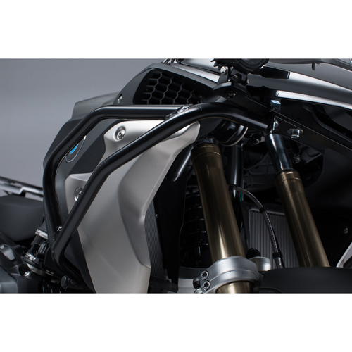 ENGINE GUARD UPPER SW-MOTECH R 1250 GS 1G13 (K50) (18-19) | ??O ??G???? BLACK