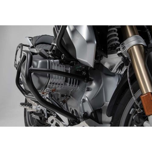 ENGINE GUARDS SW-MOTECH R 1250 GS 1G13 (K50) (18-19) BLACK