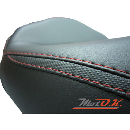 SEAT COVER MOTO.K SHIVER 750 (06-09) BLACK