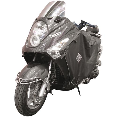 LEG COVER TUCANO URBANO JOY MAX 125/200/300 -11 | TERMOSCUD R077 BLACK