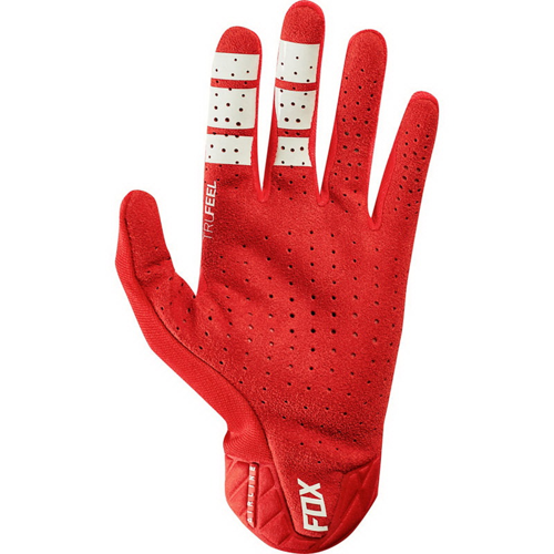 GLOVES MX FOX RACING AIRLINE 20 RED
