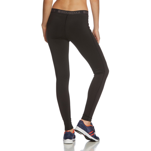 THERMAL PANTS BREKKA ACTIVE PANT LADY BLACK