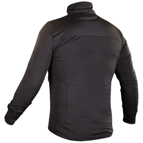 THERMAL ZIP NORDCODE THERMO JACKET BLACK