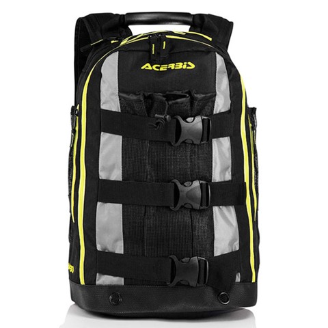 BACKPACK ACERBIS SHADOW BLACK/YELLOW