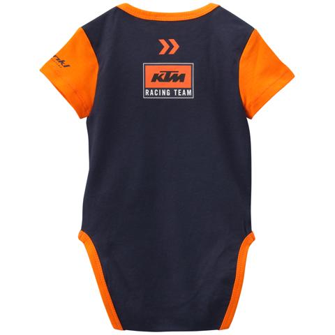BABY BODY SS KTM REPLICA ORANGE/BLACK
