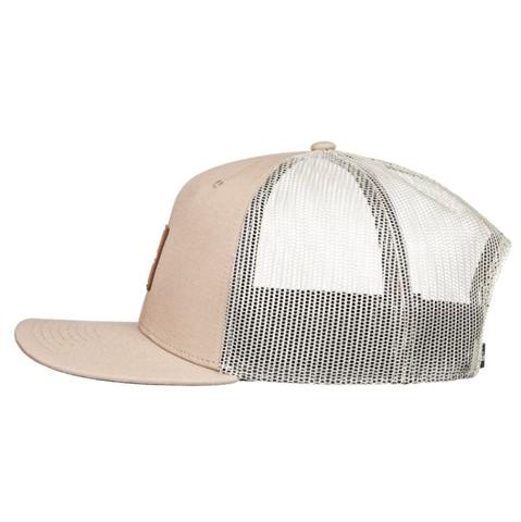 HAT QUIKSILVER EASY DOES IT | TRUCKER CAP PLAGE (BEIGE)