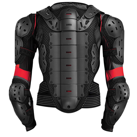 GUARD CHEST MX ACERBIS KOERTA 2.0 BLACK/GREY