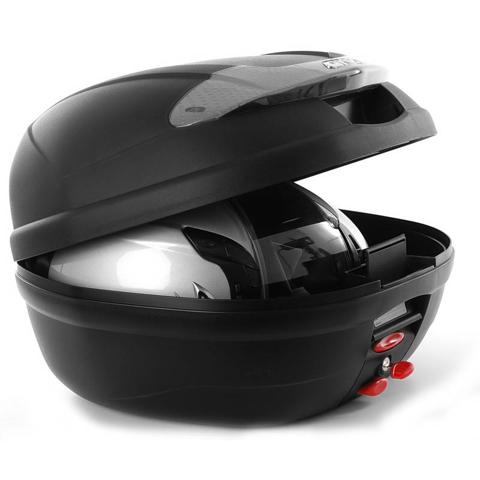 TOPCASE GIVI E340NT TECH BLACK/FUME REFLECT
