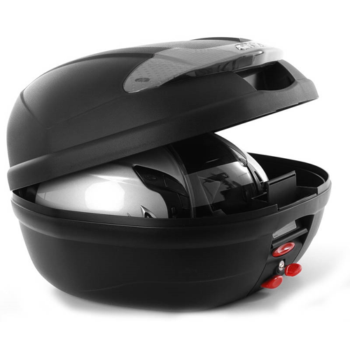 TOPCASE GIVI E340NT TECH BLACK/FUME REFLECT