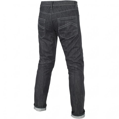 PANTS DENIM DAINESE CHARGER ARAMID BLACK