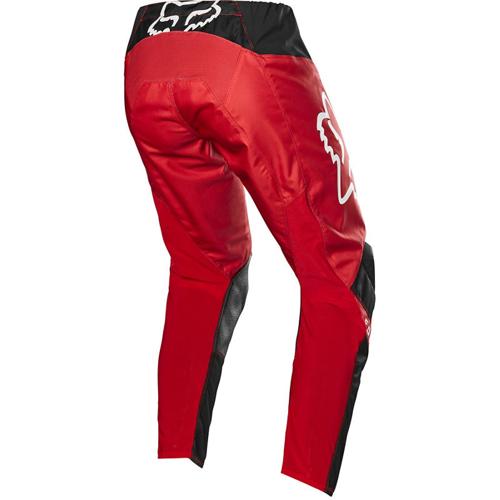 FOX RACING 180 PRIX MX PANTS RED