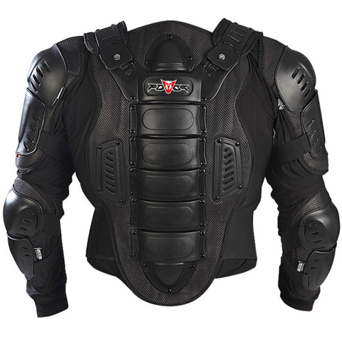 GUARD CHEST MX FOVOS THORAX BLACK