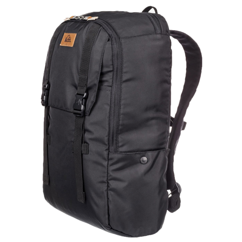 QUIKSILVER ALPACK 30L BLACK BACKPACK