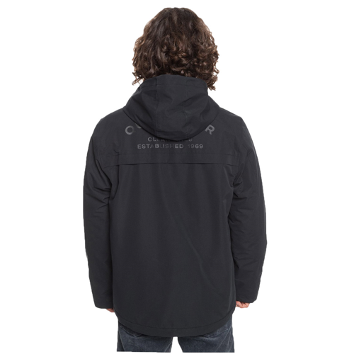 QUIKSILVER WAITING PERIOD BLACK