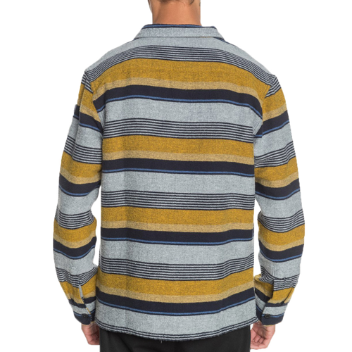 QUIKSILVER LINEUP DISTRACTION HONEY SHIRT LS
