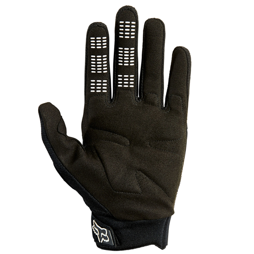 FOX DIRTPAW 2021 BLACK/WHITE GLOVES MX