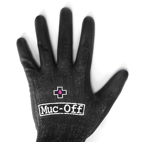 MUC-OFF MECHANICS GLOVE BLACK G????? ??G?S??S