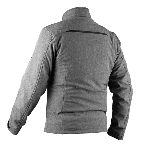 NORDCODE PULSE DARK GREY JACKET WINTER WR