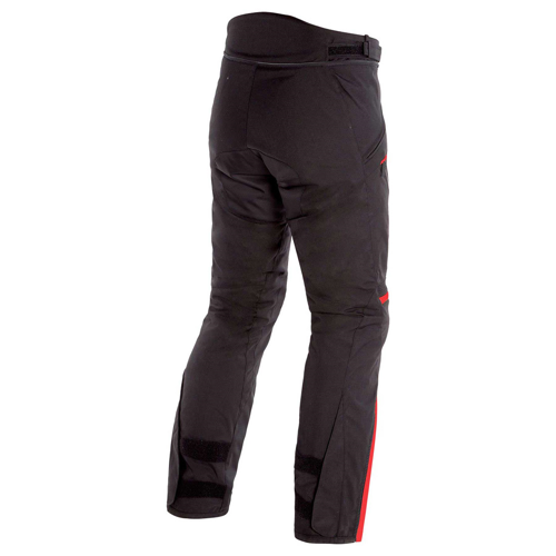 DAINESE TEMPEST 2 D-DRY PANTS BLACK/RED WINTER PANTS WP
