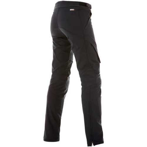 DAINESE NEW DRAKE AIR LADY TEX BLACK/BLACK PANTS SUMMER
