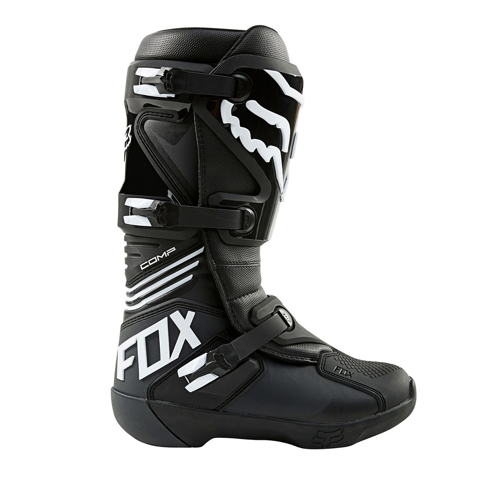 FOX COMP BLACK BOOTS MX