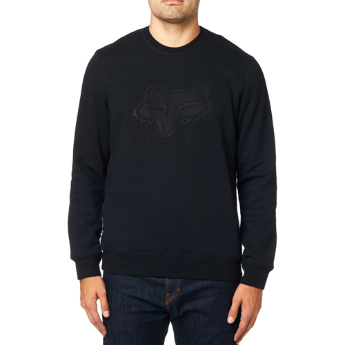 FOX REFRACT CRW FLEECE BLACK