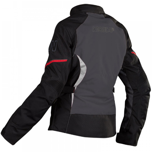 JACKET WINTER WP NORDCODE GLORY II ANTHRACITE/BLACK