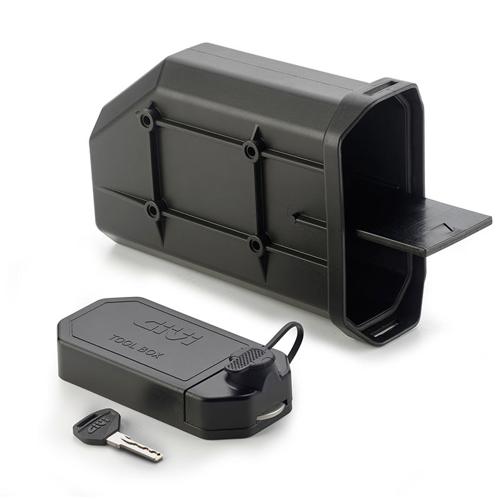 GIVI S250 BLACK TOOL BOX