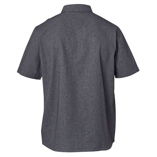 FOX STARTER WORKSHIRT SS BLACK/GREY SHIRT SS