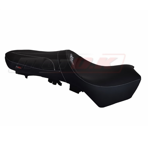 MOTO.K BLACK/GREY COMFORT SEAT + PROSTATE SPACE FOR HONDA VFR-1200 2010-