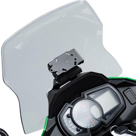 SW-MOTECH GPS.08.875.10000/B BLACK GPS HOLDER FOR KAWASAKI VERSYS X300 ABS 16-