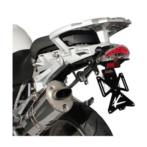 VALTER MOTO PRTAB03 BLACK LICENSE PLATE BASE KIT FOR BMW R1200GS 2008-2012
